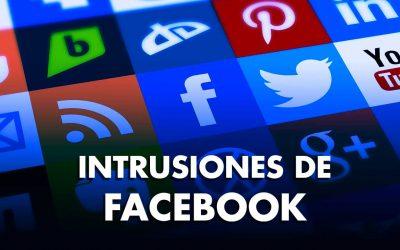 Intrusiones de Facebook
